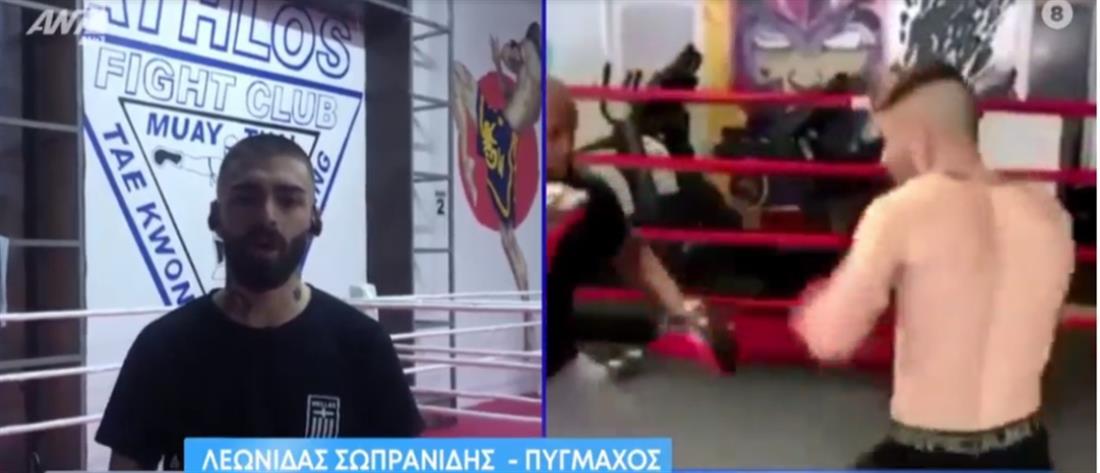 Λεωνίδας Σωπρανίδης: παγκόσμιος πρωταθλητής παρά τον διαβήτη