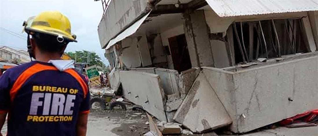 Συγκλονιστικές εικόνες από τις σεισμόπληκτες Φιλιππίνες (βίντεο)