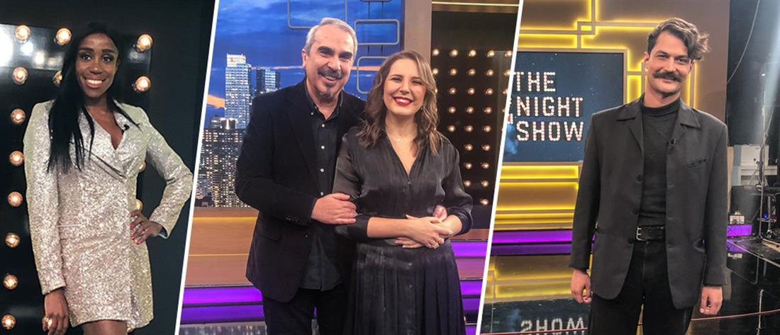 """The 2Night Show"" με καλεσμένους που αποκαλύπτονται... την Πέμπτη (εικόνες)"