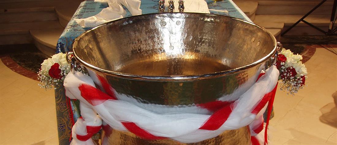 Απίστευτο: Νονά κατέθεσε αγωγή και ζητάει πίσω τον σταυρό της βαφτιστήρας της!