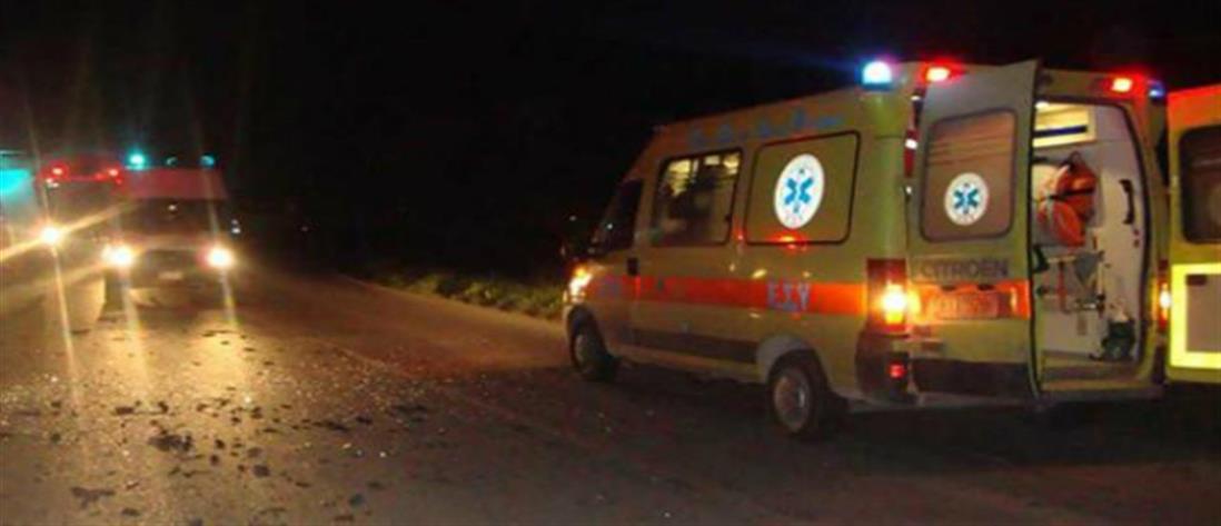Πολλοί τραυματίες σε σοβαρό τροχαίο έξω από τη Θεσσαλονίκη