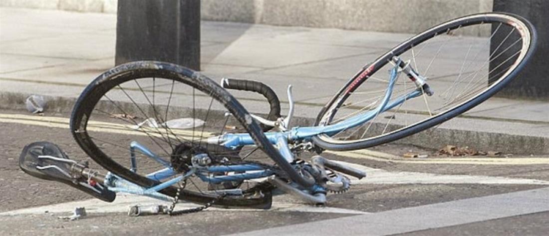 Αυτοκίνητο συγκρούστηκε με ποδήλατο – Νεκρός ο ποδηλάτης