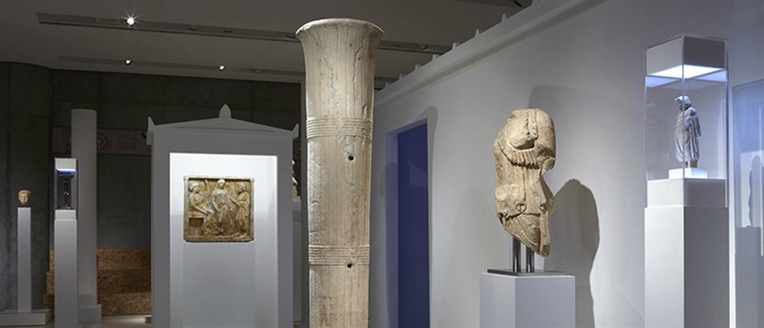 Μουσείο Ακρόπολης - έκθεση - Ελευσίνα