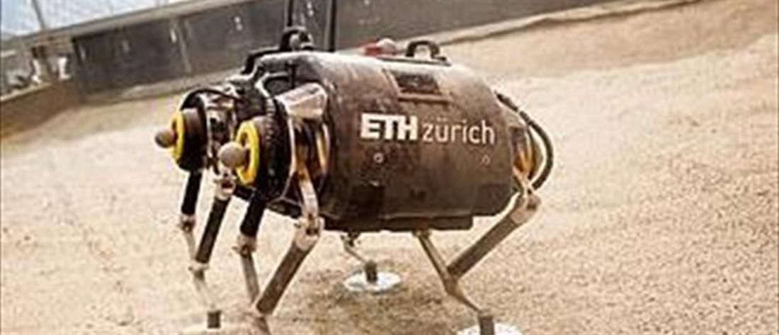 """Άρης: ρομπότ - πεζοπόρος για τον """"Κόκκινο Πλανήτη"""""""