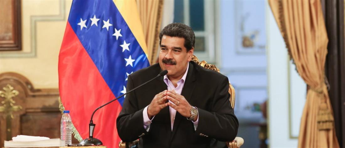 Την βοήθεια του ΟΠΕΚ ζητά ο Μαδούρο για τις αμερικανικές κυρώσεις