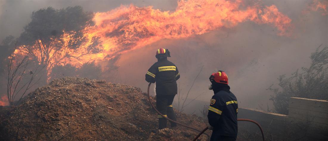Μητσοτάκης για φωτιές στην Αττική: πρώτο μέλημα η προστασία της ανθρώπινης ζωής