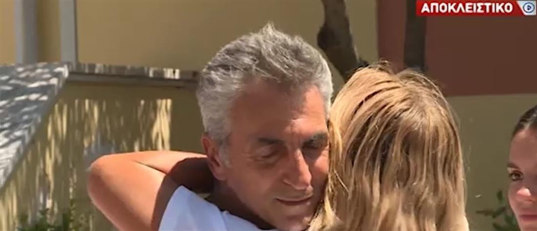 Τροχαίο στη Βουλή: ο πατέρας του Ιάσονα αποκλειστικά στον ΑΝΤ1 (βίντεο)