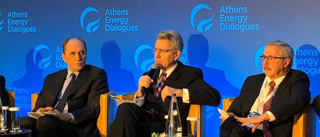 Πάιατ: στηρίζουμε τη συνεργασία Ελλάδας - Κύπρου - Ισραήλ για τον East Med