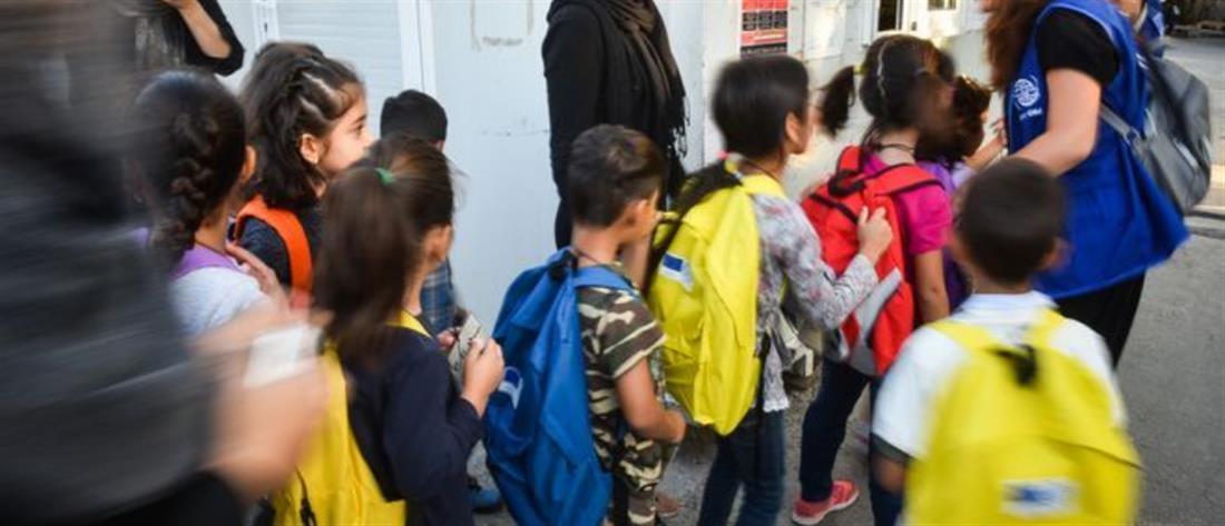 Προσφυγόπουλα - Δομές φιλοξενίας