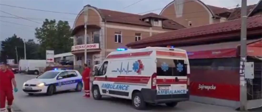 Σερβία: Έκρηξη σε εργοστάσιο πυρομαχικών - Τραυματίστηκαν εργαζόμενοι (εικόνες)