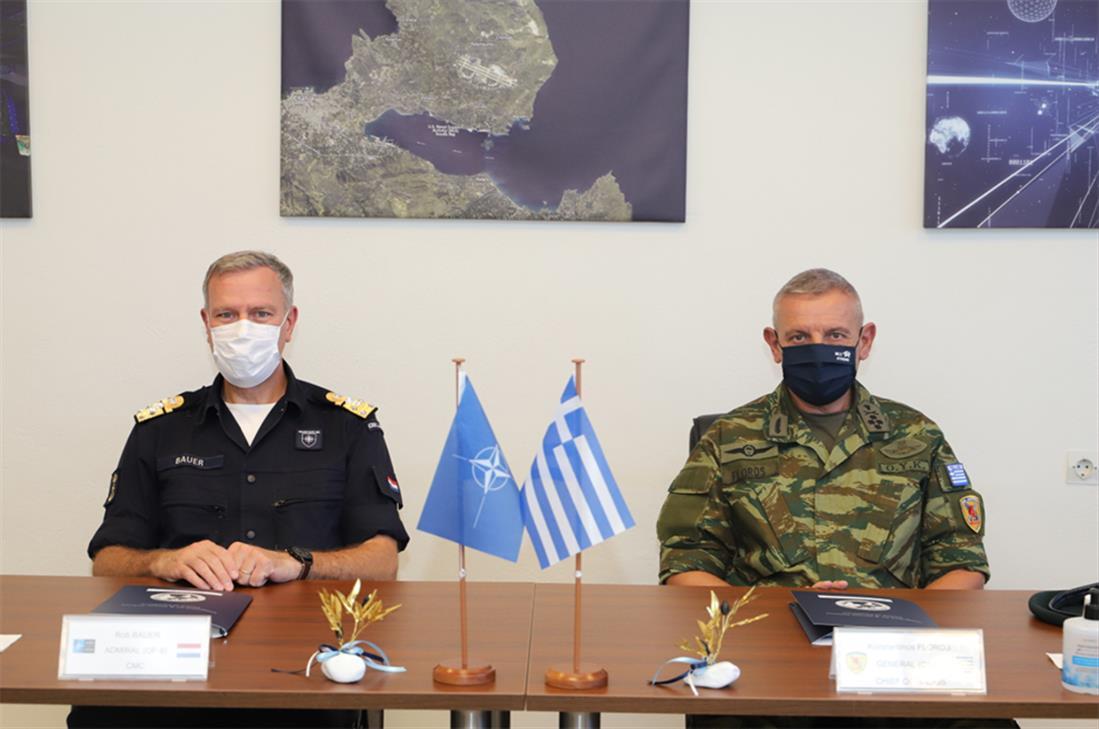 Κωνσταντίνος Φλώρος - Κέντρο Αριστείας Ενοποιημένης Αντιαεροπορικής και Αντιπυραυλικής Άμυνας