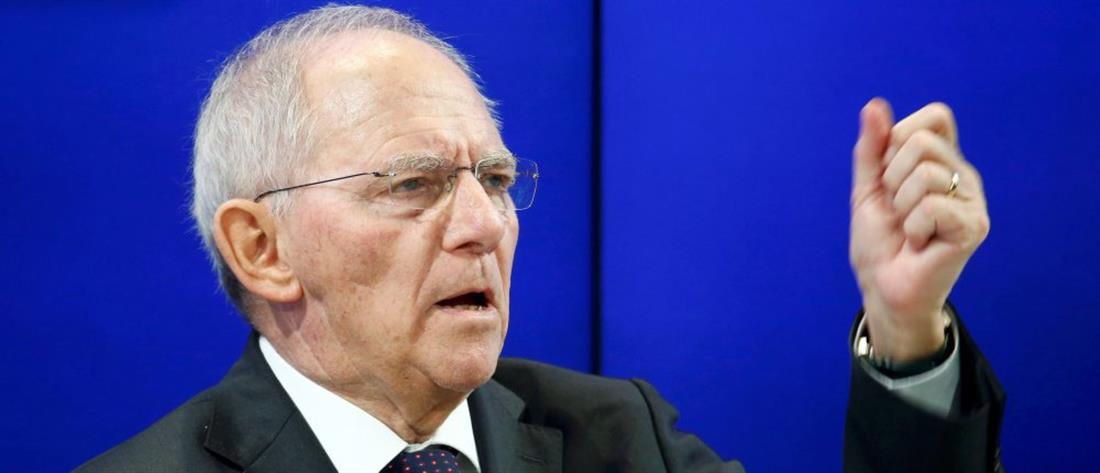 Σόιμπλε: από την Ελλάδα εξαρτάται αν θα κλείσει η αξιολόγηση