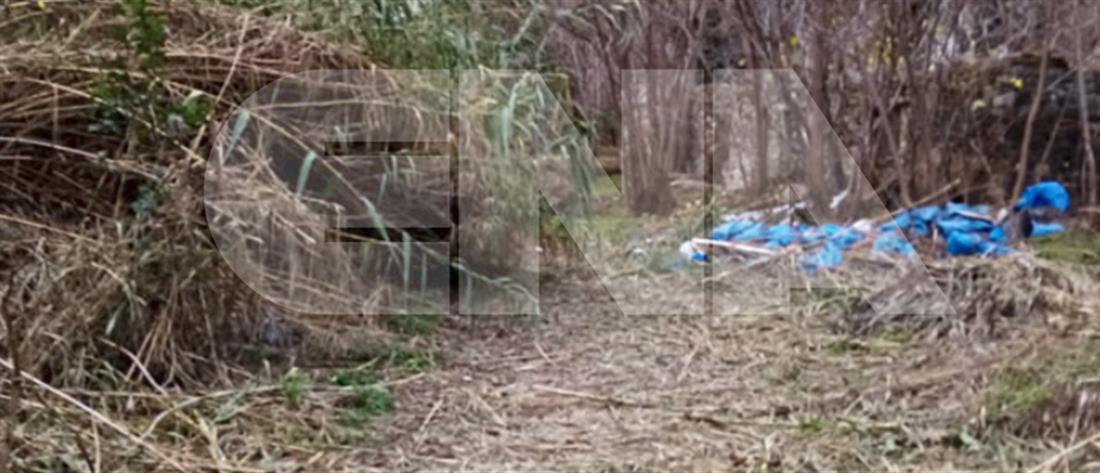 Καβάλα: Θρίλερ με πτώμα σε πηγάδι (εικόνες)