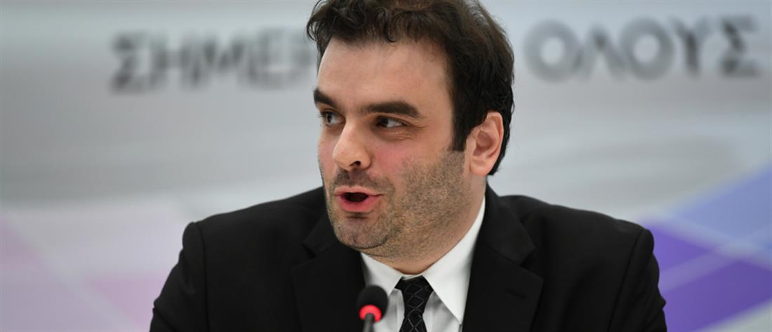 Πιερρακάκης: Χρήσιμο όπλο κατά της πανδημίας οι ψηφιακές πρωτοβουλίες
