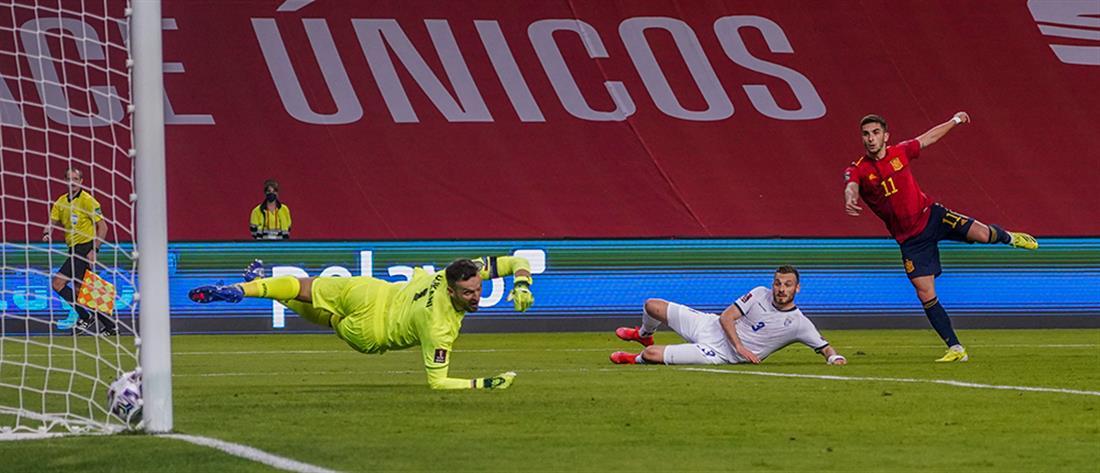 "Euro 2020 – Ισπανία: ""χτυπημένη"" από τον κορονοϊό στην πρεμιέρα"