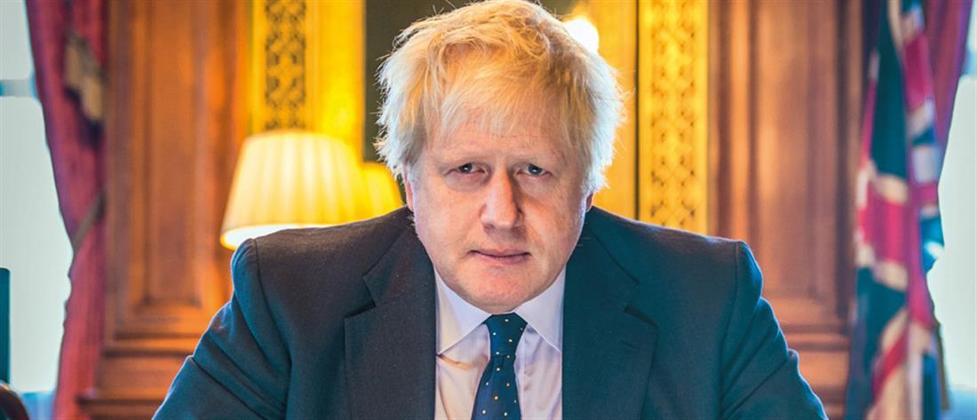 Ο Τζόνσον καλεί τους Βρετανούς να χάσουν... κιλά!