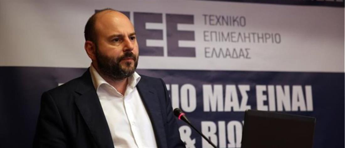 Εκλογές ΤΕΕ: Πρώτος με διαφορά ο Γιώργος Στασινός