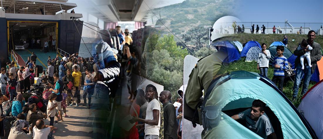 """""""Φράχτες"""" και οργή για την μαζική μετακίνηση μεταναστών"""