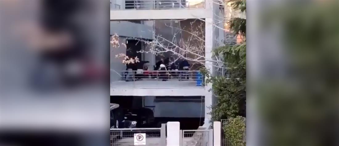 ΕΟΔΥ: παύθηκαν υπάλληλοι για το πάρτι στην HELEXPO