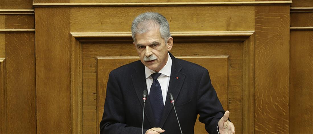 Δανέλλης: ο σημερινός ΣΥΡΙΖΑ δεν έχει καμιά σχέση με τον ΣΥΡΙΖΑ του '15