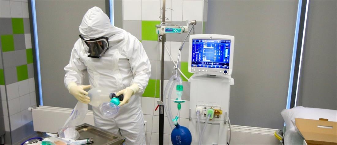 Κορονοϊός – Ρωσία: μείωση στον ημερήσιο αριθμό θανάτων