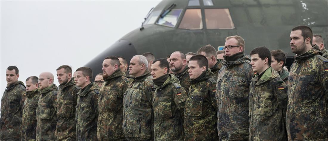Τη στρατολόγηση Ευρωπαίων εξετάζει ο γερμανικός στρατός