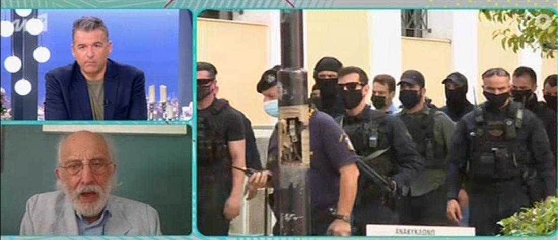 Δολοφονία στα Γλυκά Νερά - Λυκουρέζος: Αν κάποιος είναι εν βρασμώ, δεν χτίζει τέτοιο τεχνούργημα (βίντεο)