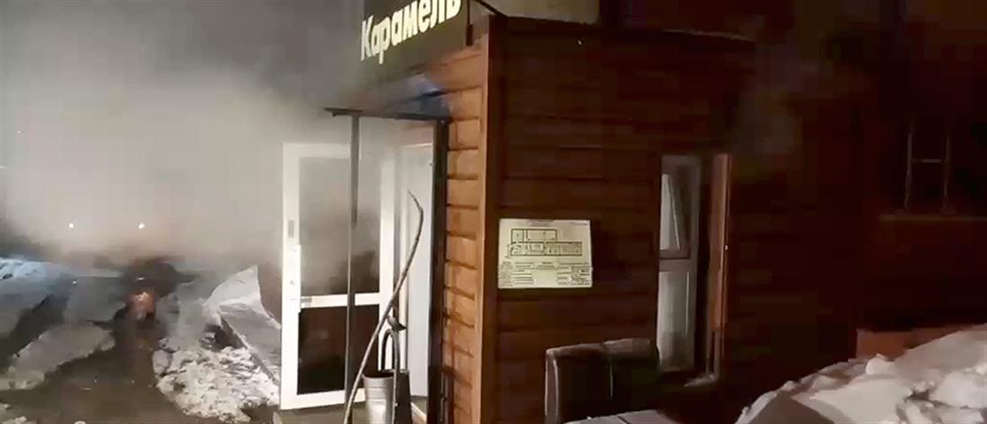 Τραγωδία σε ξενοδοχείο: Νεκροί από βραστό νερό (βίντεο)