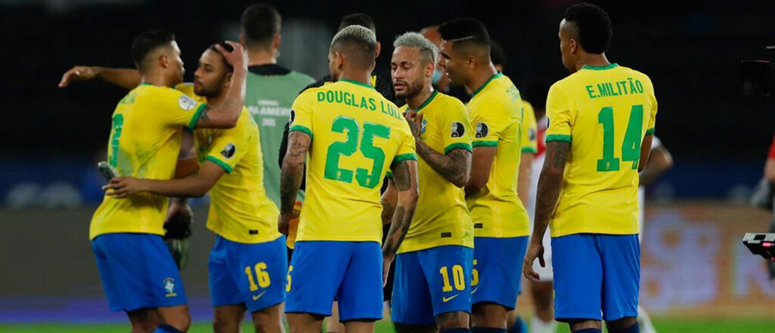 Copa America: η Βραζιλία στον τελικό