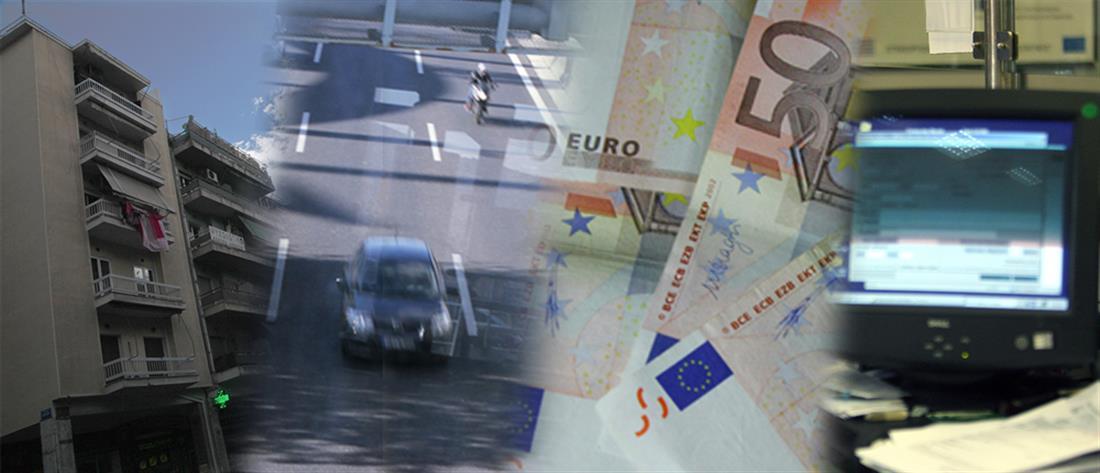 Σταϊκούρας: δέσμευσή μας η διεύρυνση της φορολογικής βάσης