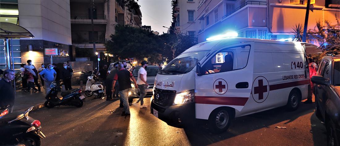 Βηρυτός: Έλληνες τραυματίες από τις φονικές εκρήξεις