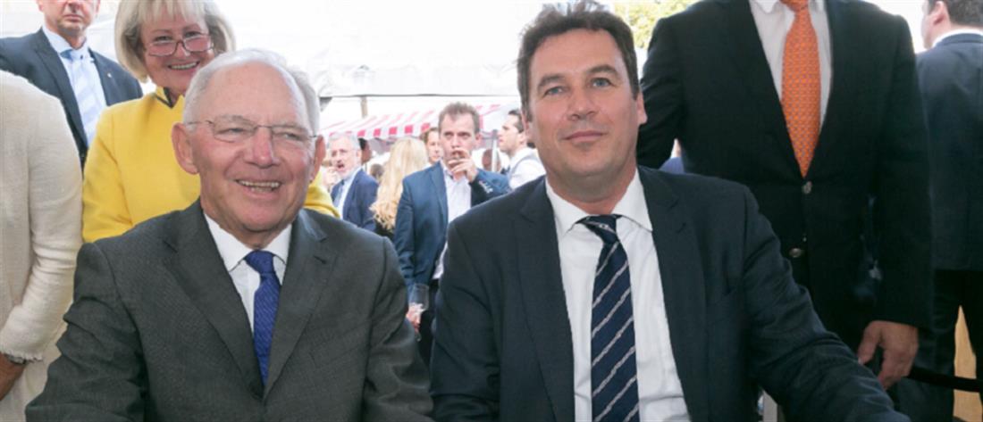 Κρίστιαν φον Στέτεν: Nα συνοδεύσουμε φιλικά την Ελλάδα προς την έξοδο από την Ευρωζώνη
