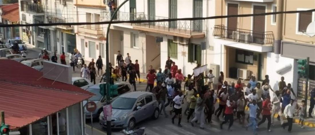 Σάμος: 700 αιτούντες άσυλο φεύγουν την Δευτέρα