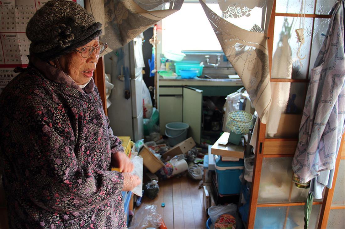 Σεισμός - Ιαπωνία