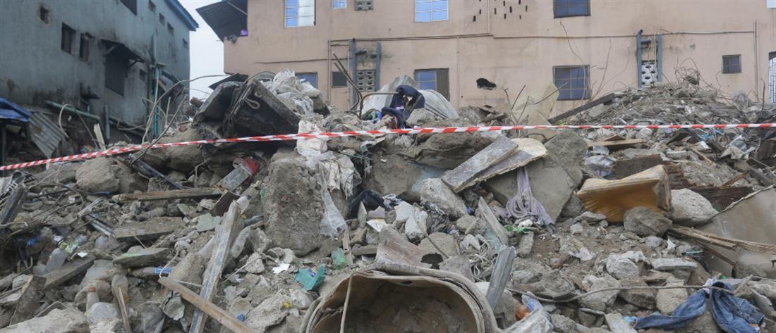 Κτήριο κατέρρευσε καταπλακώνοντας ανθρώπους (εικόνες)