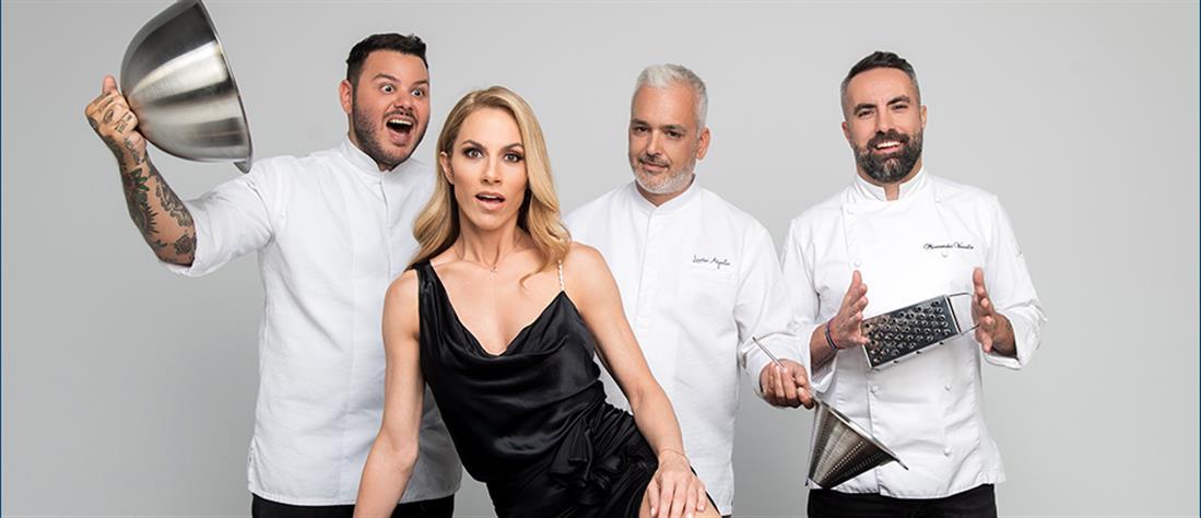 """Game of chefs"": οι ""Blind Taste"" auditions της Τρίτης (εικόνες)"