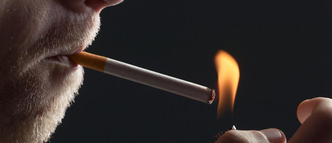 Κάπνισμα - Άντρας