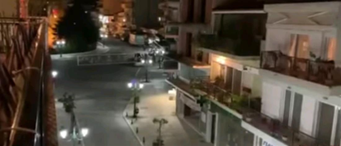 Έκαναν τη γειτονιά τους… εκκλησία! (βίντεο)