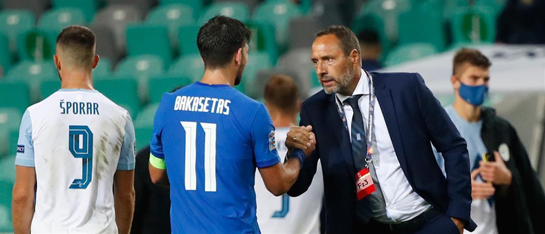 Nations League: Στην Πρίστινα για την πρώτη νίκη η εθνική Ελλάδος