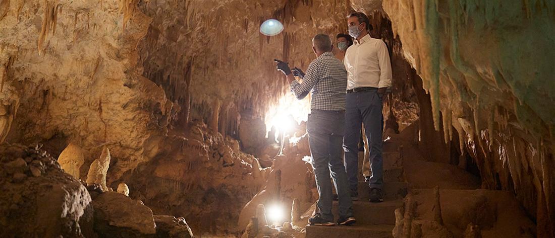 Μητσοτάκης: προτεραιότητα της κυβέρνησης η προώθηση του ορεινού τουρισμού