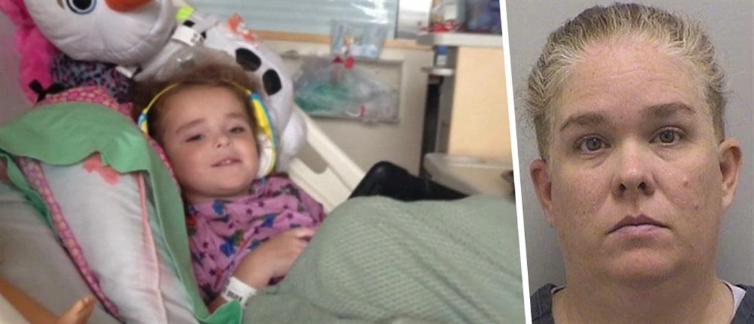 Σατανική μάνα σκότωσε το παιδί της για να πάρει τις δωρεές (βίντεο)