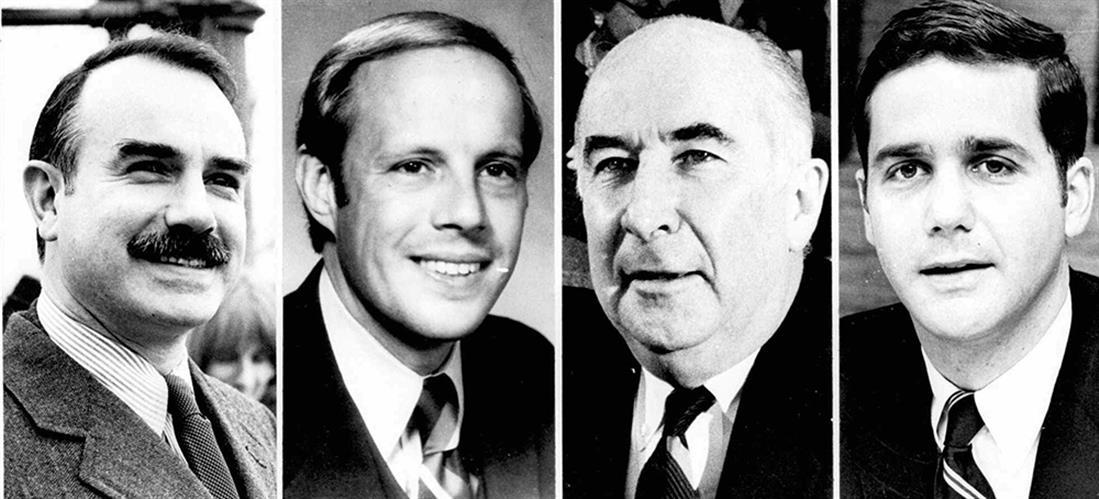 AP - Τζορτζ Γκόρντον Λίντι - σκάνδαλο Watergate