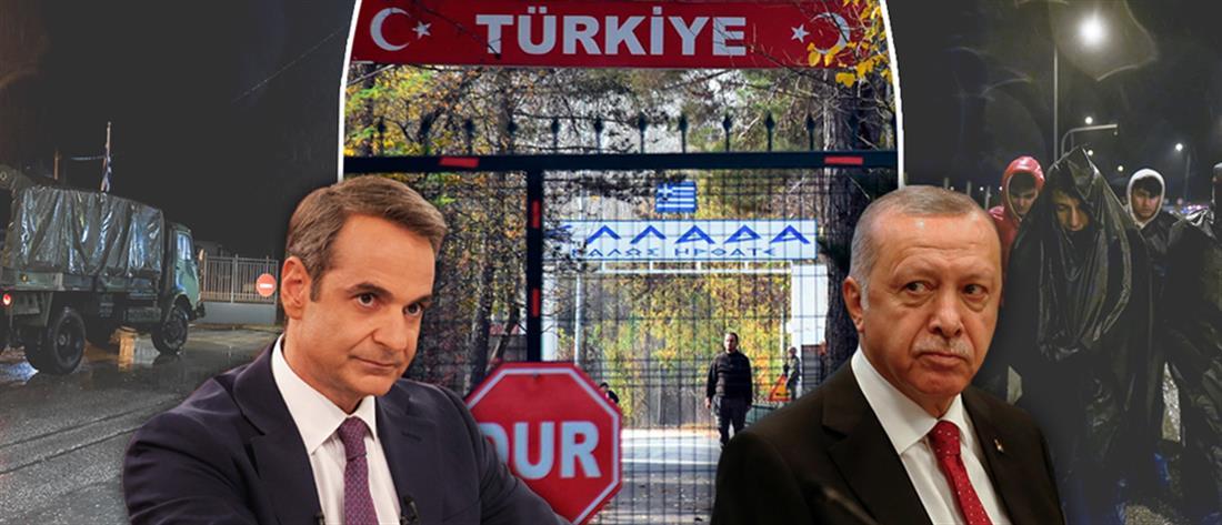 Επιστολές Μητσοτάκη σε Κομισιόν και Ευρωβουλή για την τουρκική προκλητικότητα
