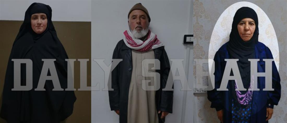 Ερντογάν: Πιάσαμε όλη την οικογένεια του αλ Μπαγκντάντι
