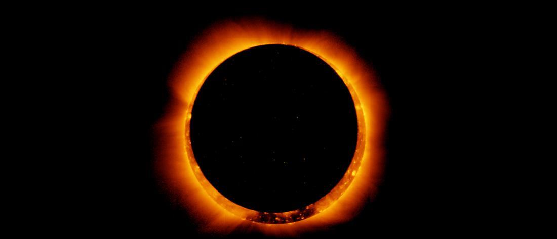 Δακτυλιοειδής ηλιακή έκλειψη: πού θα είναι ορατή