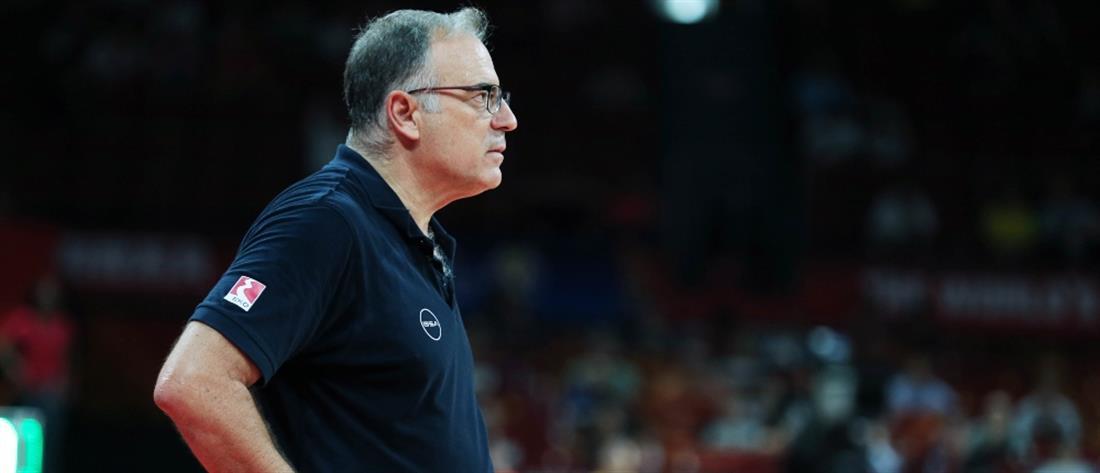 Eurobasket 2022: Με αλλαγές η Εθνική στο Σαράγεβο