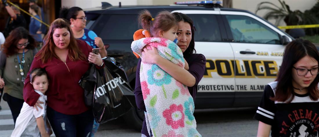 Μακελειό με δεκάδες νεκρούς στο Τέξας