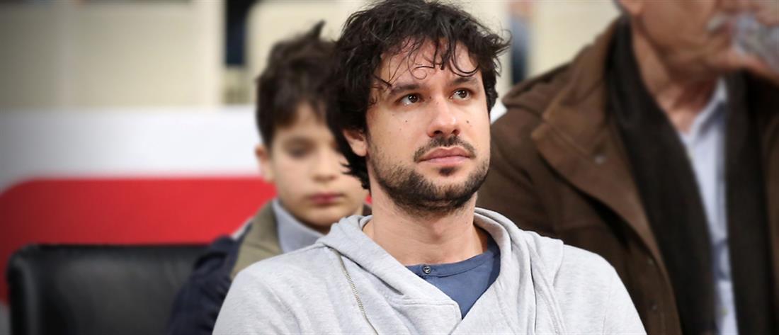 Ορφέας Αυγουστίδης: Η πρώτη φωτογραφία με το νεογέννητο γιο του