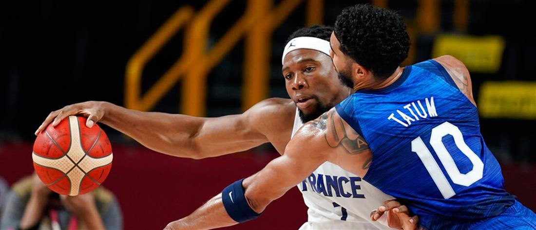 """Ολυμπιακοί Αγώνες - Μπάσκετ: """"Κακός δαίμονας"""" για τις ΗΠΑ η Γαλλία (βίντεο)"""