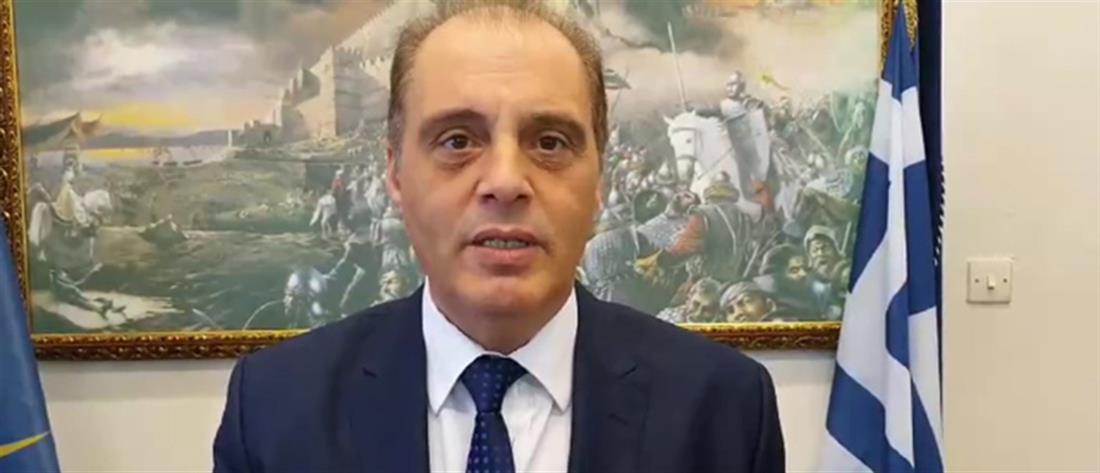 Κυριάκος Βελόπουλος: Πένθος για τον Πρόεδρο της Ελληνικής Λύσης